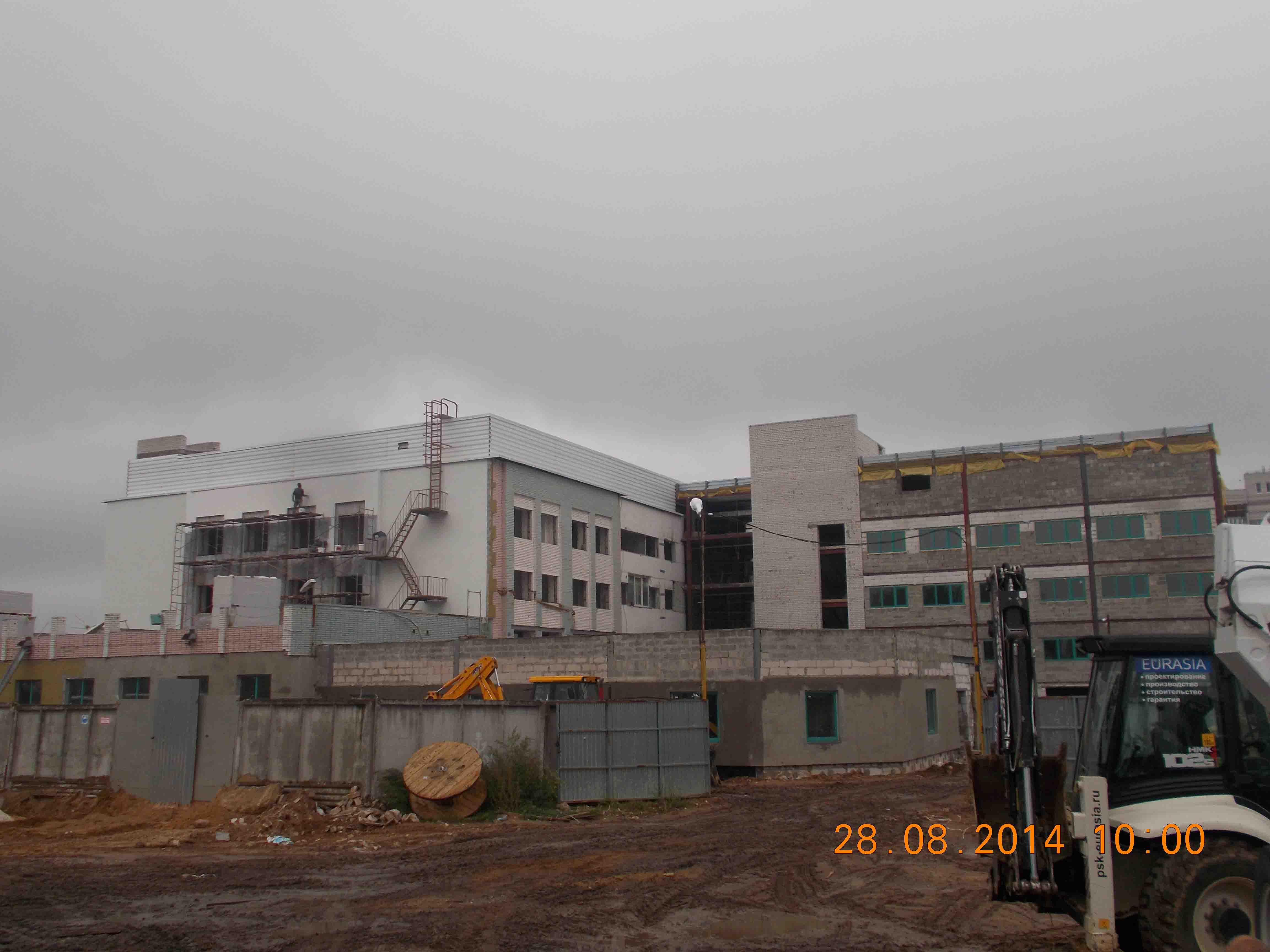 Городская больница в кременчуге